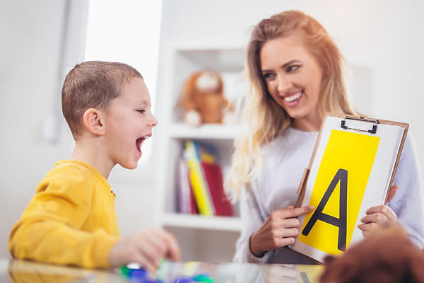 speech language pathology assistant
