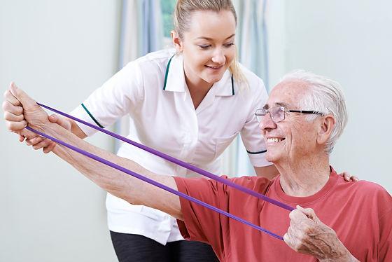 rehabilitation aide