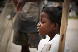 Fisherman's daughter // Cameroon