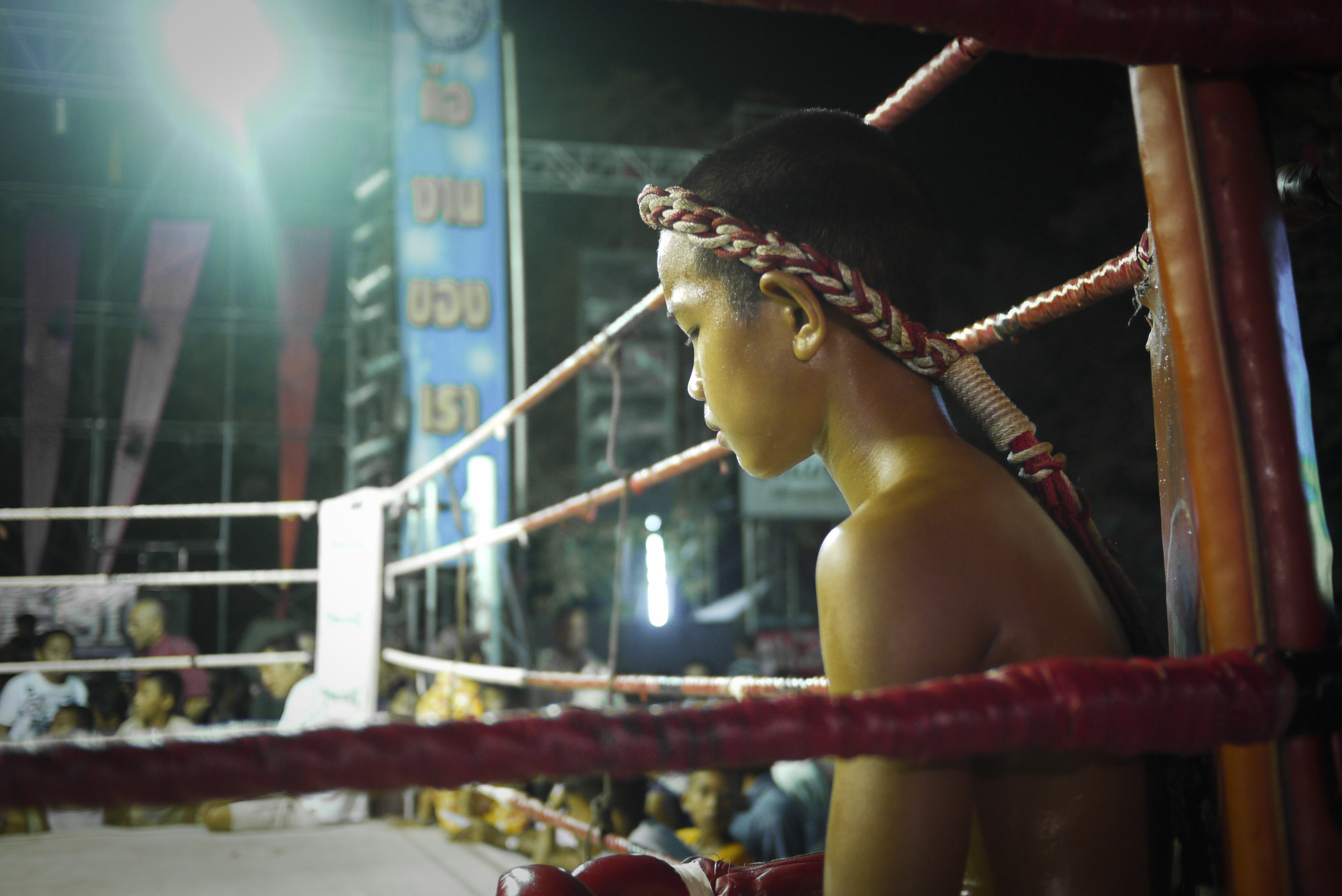 Child Muay Thai // Thailand