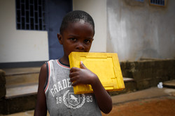 African child // Cameroon