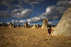 Pinnacles Cerventes // Australia