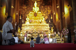 Wat Po Temple / Bangkok // Thaïland