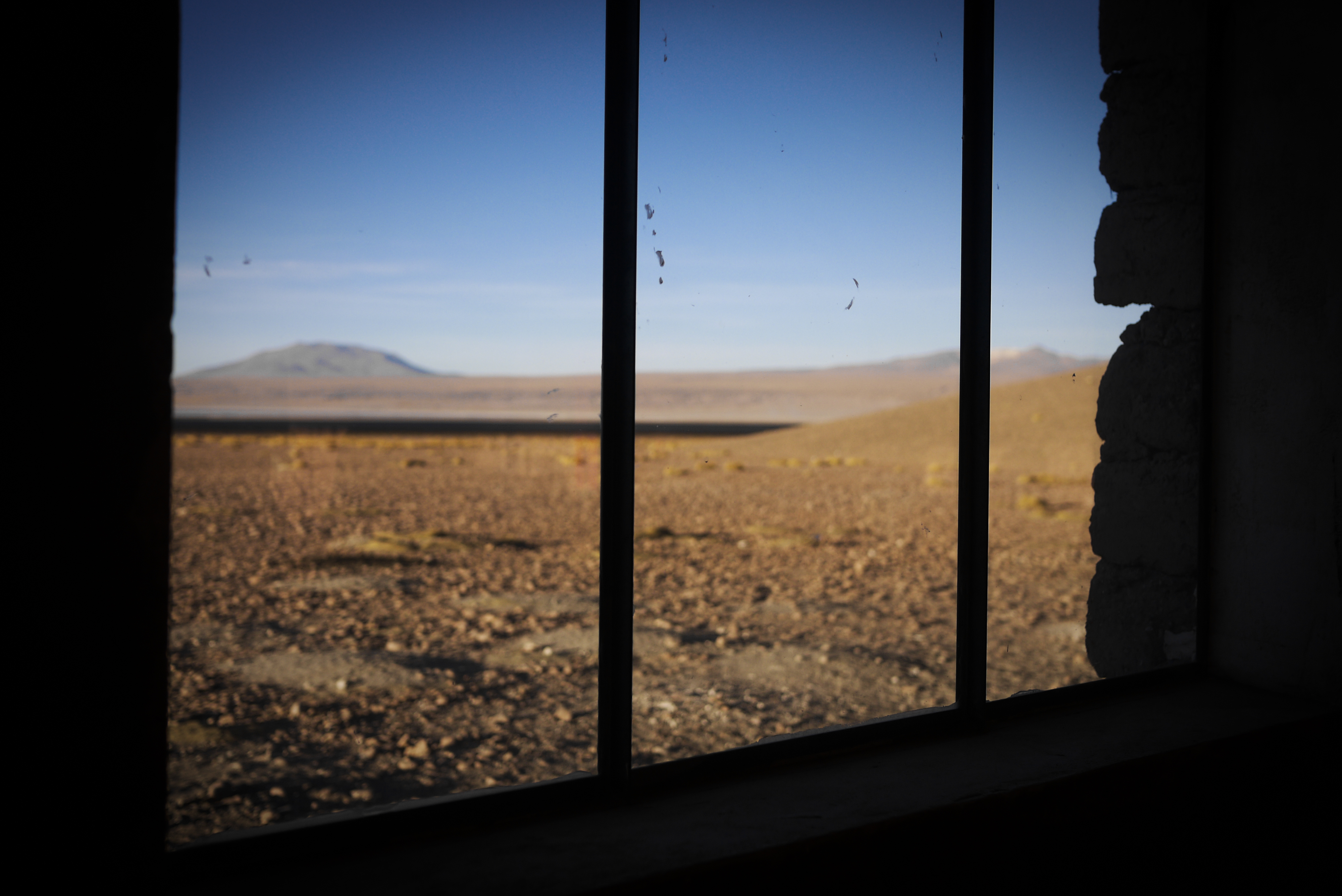 Window // Bolivia