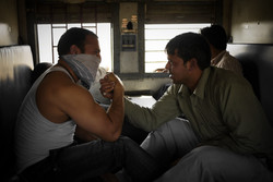 Arm wrestle // India