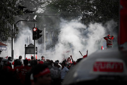 Demonstrator side // Thailand