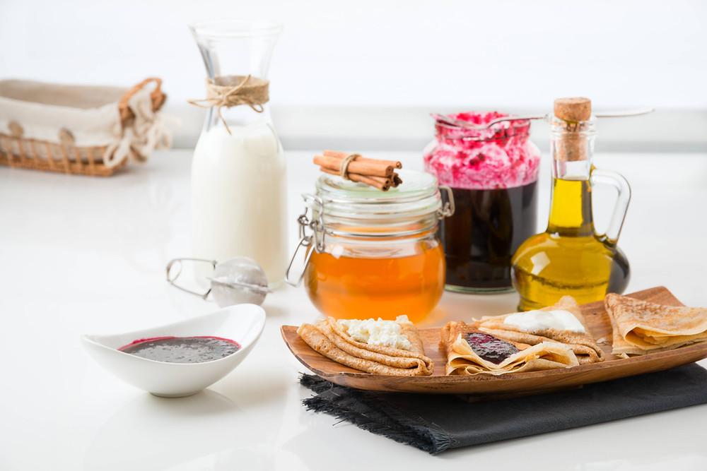 Recetas dulces con aceite de oliva