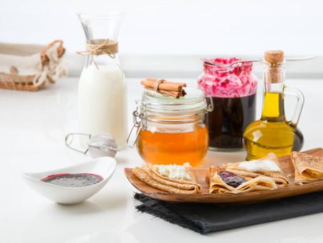 Postres más sanos con aceite de oliva