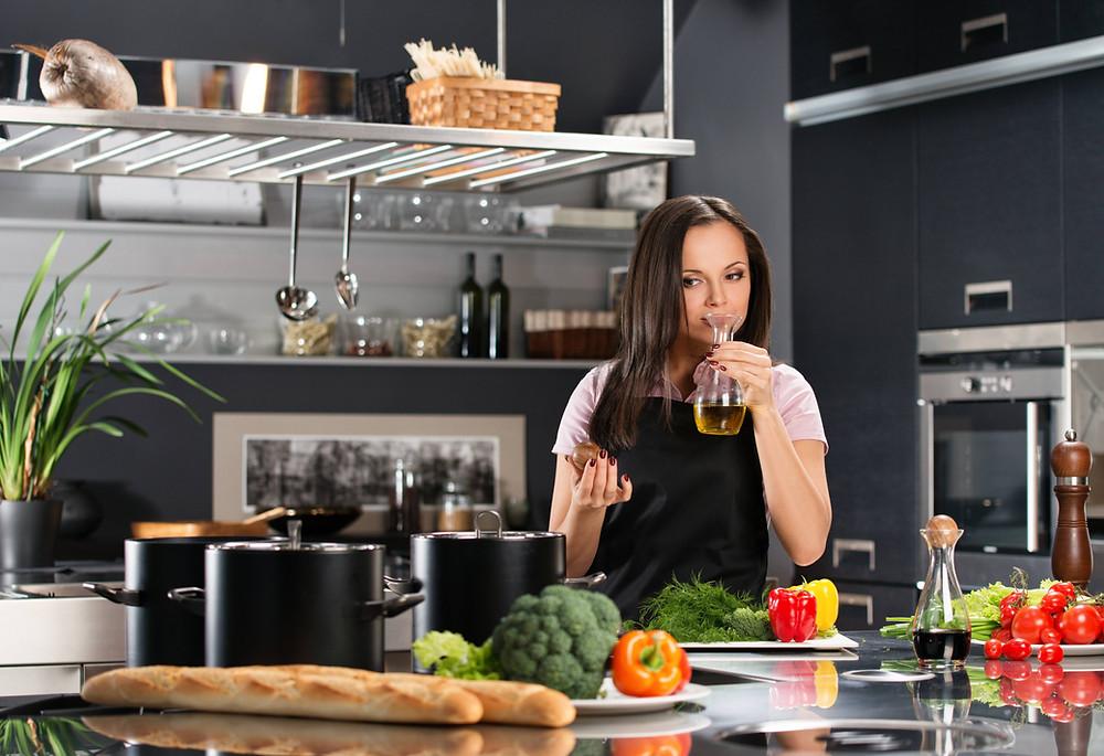 El picante es un indicativo de calidad en el AOVE y su presencia se debe a la alta concentración de antioxidantes