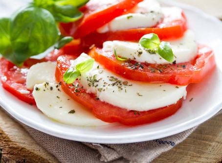 Receta: ensaladas de verano