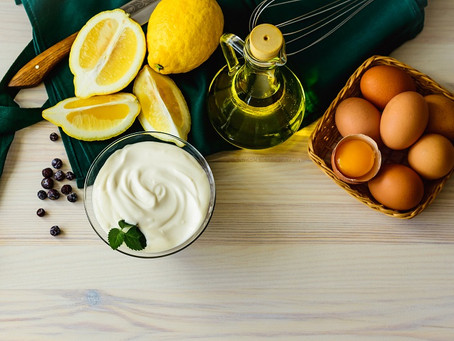 Receta: ¿Cómo hacer una buena mayonesa?
