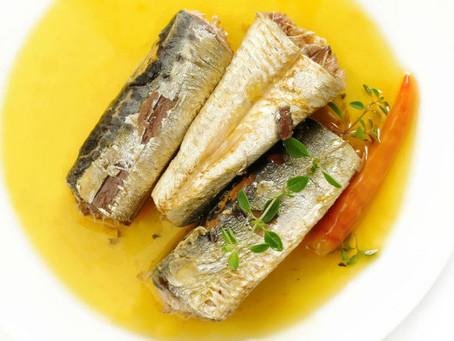 Cómo conservar sardinas en aceite de oliva