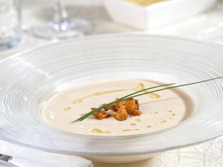 Receta: Gazpacho blanco