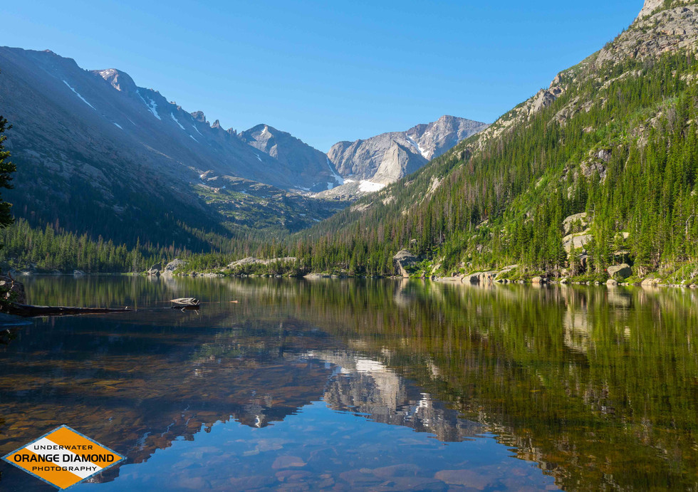 Mills Lake Reflections