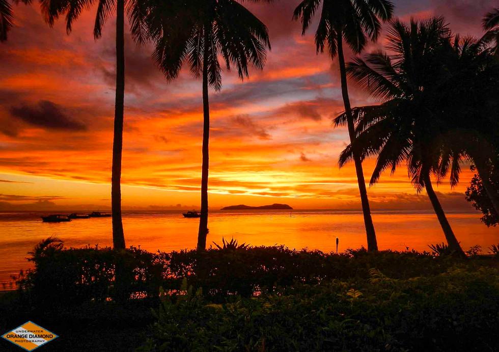 Yanuca Island Sunset