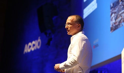 Yoram Wijngaarde, CEO of Dealroom.co