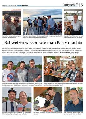 UNDERSeeBARBoat Zeitungsbericht