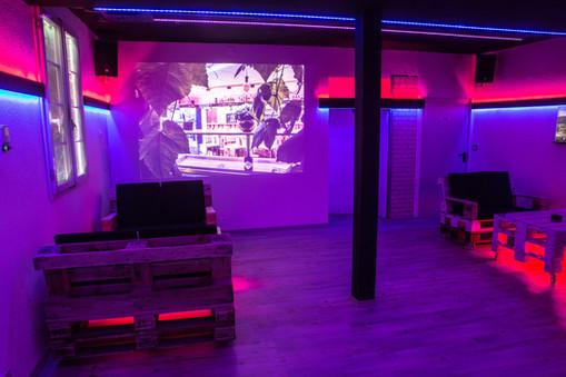 Die Underbar-Lounge