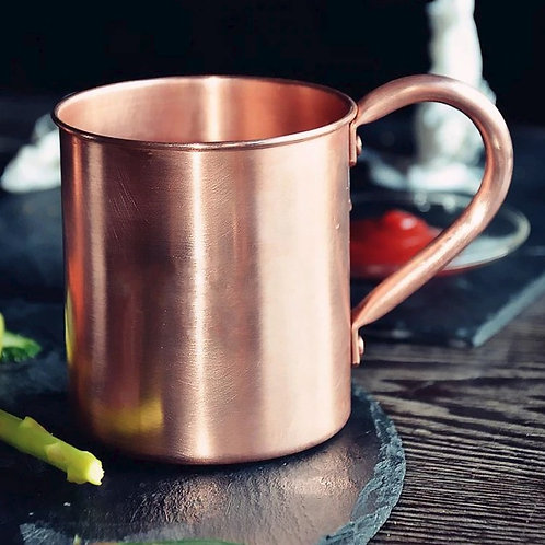 100% Pure Copper Mug 16OZ/470ML