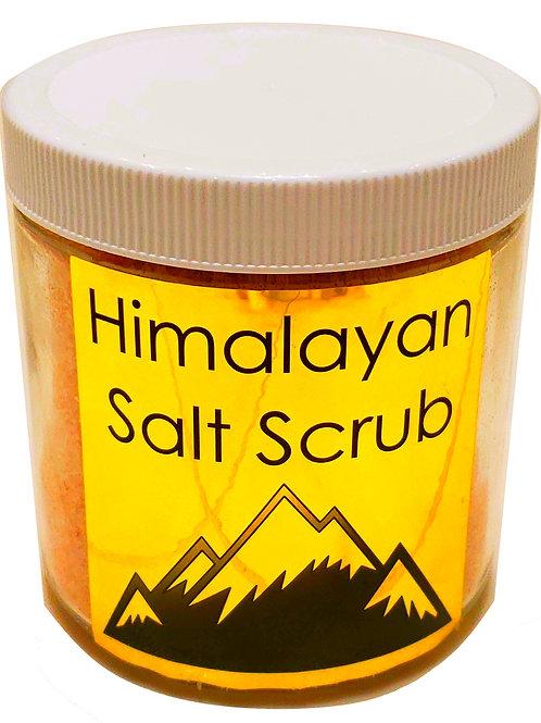 Two Himalayan Salt Body Scrubs (x2) 946ml Total per order