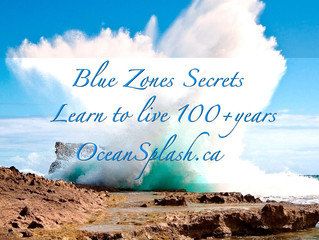 Secrets to live to 100+ years.
