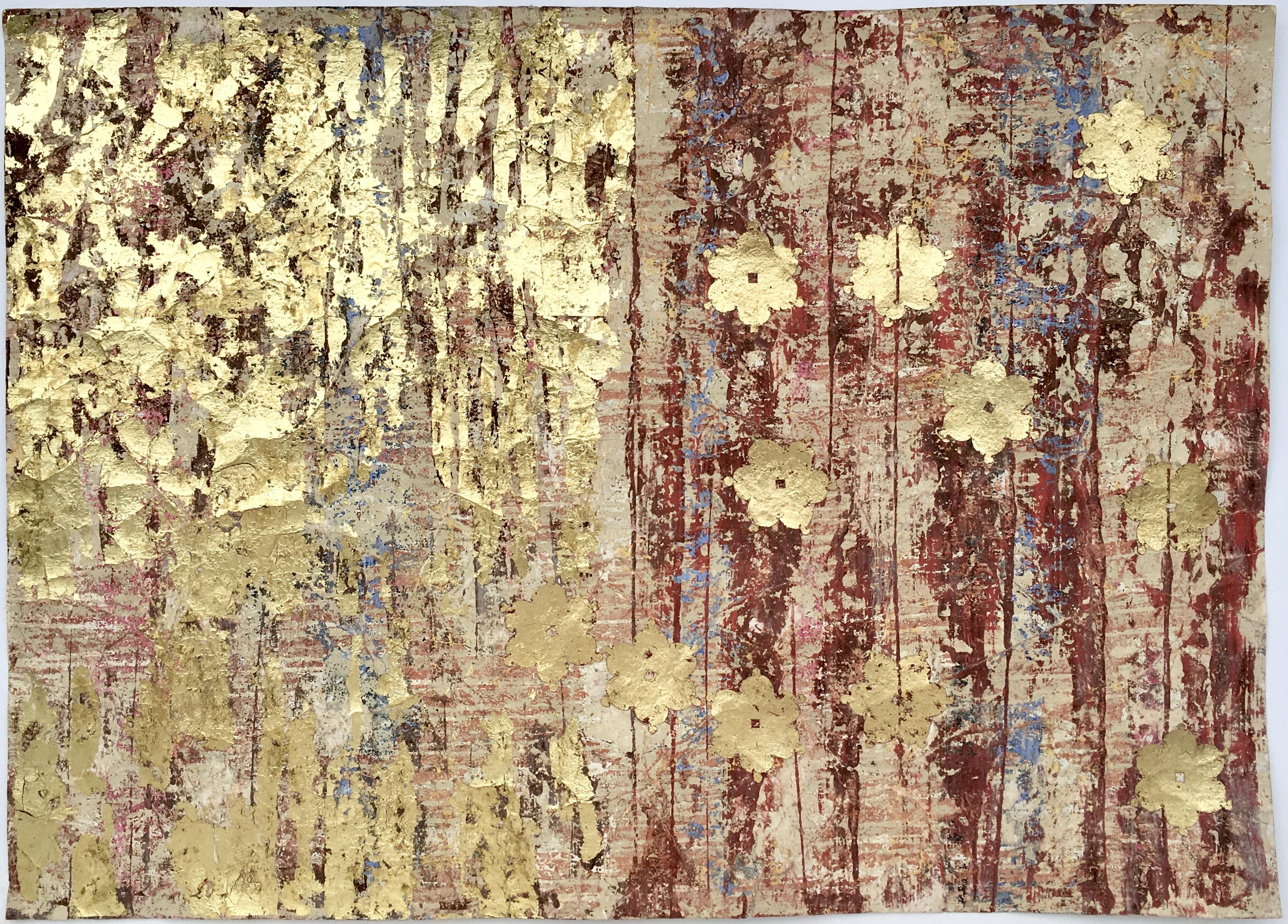 Alan James McLeod, Abstract Artist