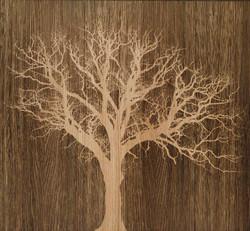 Oak in Little Hereford