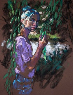 Wendy Clouse Painting