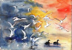 Daphne Clement Painting