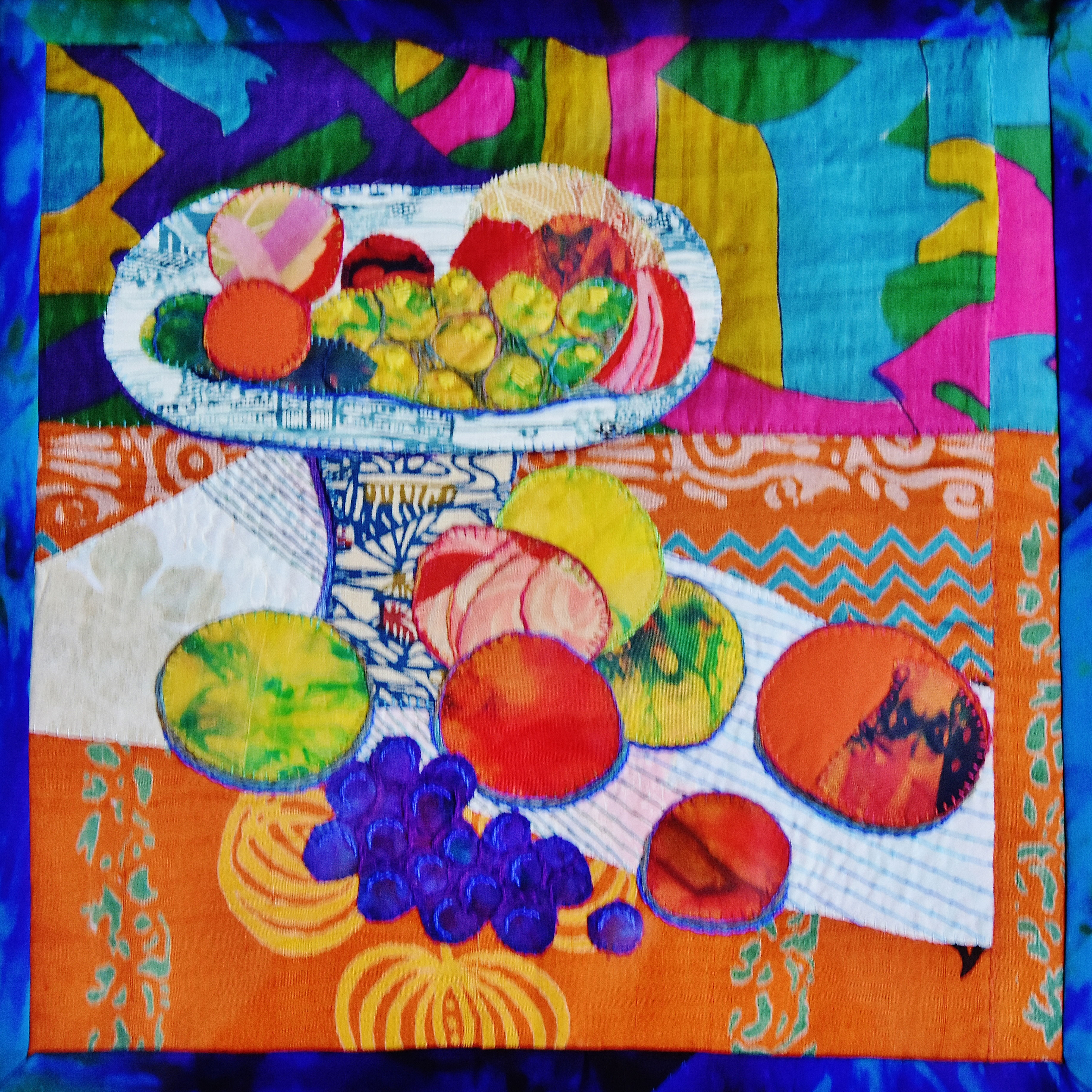 New Embroidery Group, Colourworks