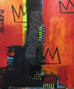 Sue Munson Painting