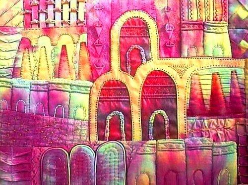 Helen Hadley Textile