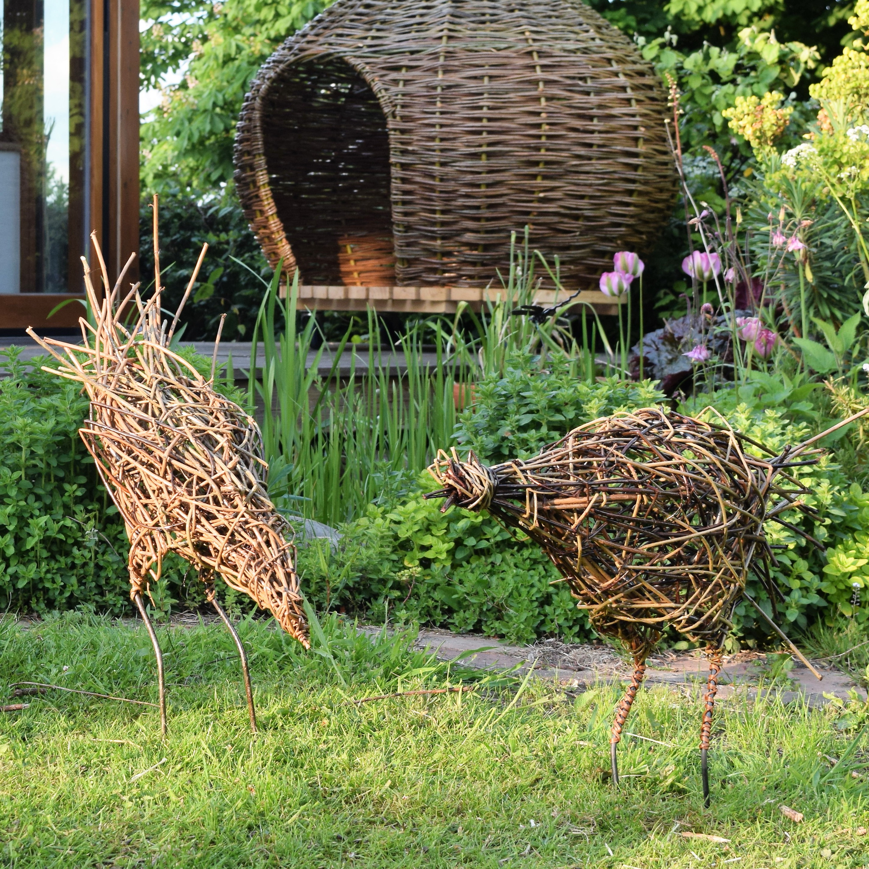 2 Chicken Willow Workshop