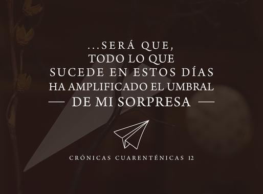 Crónicas Cuarenténicas.