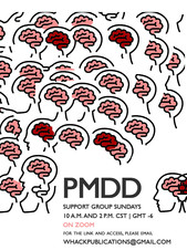 Live and Online Support for PMDD