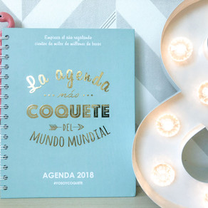 AGENDA COQUETE