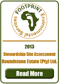 Stewardship Site Assessment, Roundstone Estate