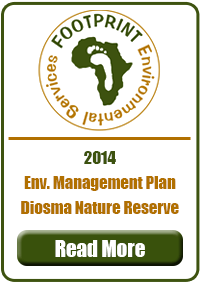 Environmental Management Plan, Diosma Nature reserve