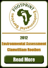 Environmental Assessment Clanwilliam Rooibos