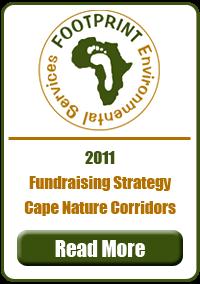 Fundraising Cape Nature Corridors