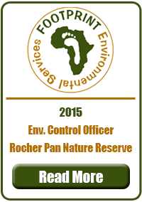 Environmental Control Officer