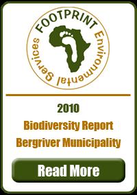 Biodiversity Report, Bergriver Municipality