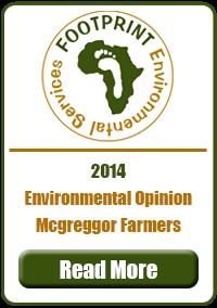 Environmental Opinion, McGreggor Farmers