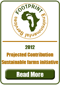 Projected Contribution Sustainable Farms Initiative