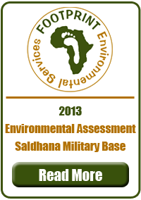 Environmental Impact Assessment, Saldhana Military Base
