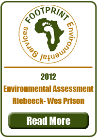Environmental Impact Assessment, Riebeeck Wes Prison