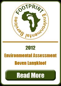 Environmental Impact Assessment, Boven Langkloof
