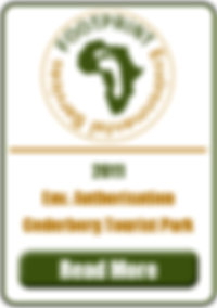 Environmental Authorisation, Cederberg Tourist Park