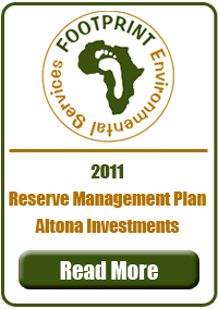Reserve Management Plan, Altone Investments