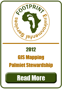 GIS Mapping Palmiet Stewardship